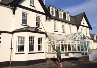 cleaning services windows devon