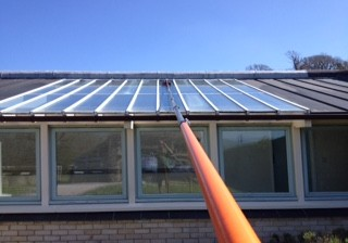professional window cleaning devon 3